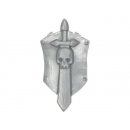 Warhammer 40k Bitz: Dark Angels - Veteranen - Accessory Z - Shoulder Shield II