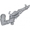 Warhammer 40k Bits: Dark Eldar - Wyches - Weapon O - Splinter Pistol