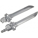 Warhammer 40k Bitz: Grey Knights - Grey Knight Terminators - Falchions B (2Parts)