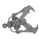 Warhammer 40k Bitz: Orks - Deff Dread - Weapon K - Close Combat Weapon