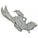 Warhammer 40k Bits: Orks - Ork Nobz - Weapon E - Power Claw