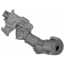 Warhammer 40k Bitz: Space Marines - Assault Squad 2015 - Weapon F - Bolt Pistol