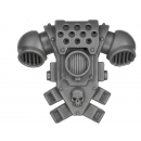 Warhammer 40k Bitz: Space Marines - Tactical Squad 2013 - Backpack G