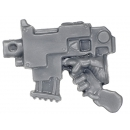 Warhammer 40k Bitz: Space Wolves Thunderwolf Cavalry Bolt Pistol C Right
