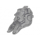 Warhammer 40k Bitz: Space Wolves Pack Head X5 - Scout