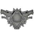 Warhammer 40k Bitz: Space Wolves - Space Wolves Upgrades - Accessory A - Banner Top