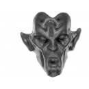 Warhammer Bitz: Dark Elves - Doomfire Warlocks / Dark Riders - Head S