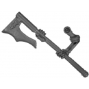 Warhammer AoS Bitz: VAMPIRE COUNTS - 007 - Grave Guard - Two-Handed-Weapon A - Right, Greataxe, Champion