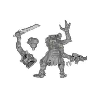 BOX: Deathwatch Overkill - Genestealer Cult - L - 1st & 2nd Generation Hybrid