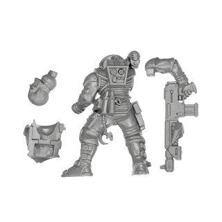 BOX: Deathwatch Overkill - Genestealer Cult - R - 3rd & 4th Generation Hybrid
