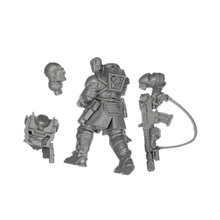 BOX: Deathwatch Overkill - Genestealer Cult - U - 3rd & 4th Generation Hybrid