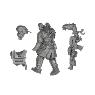 BOX: Deathwatch Overkill - Genestealer Cult - X - 3rd & 4th Generation Hybrid