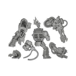BOX: Deathwatch Overkill - Kill Team - H - Garran Branatar