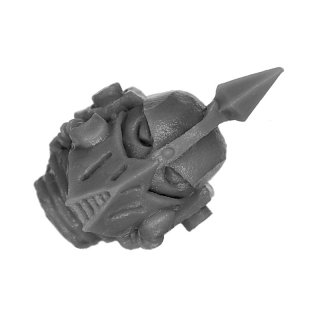 Forge World Bitz: Horus Heresy - Death Guard - Legion Heads Upgrade - Head D - MK IV