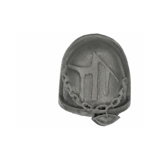 Forge World Bitz: Horus Heresy - Sons Of Horus - Legion Mk IV A Shoulder Pad