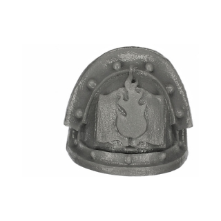 Forge World Bitz: Horus Heresy - Word Bearers - Legion Mk III Shoulder Pad