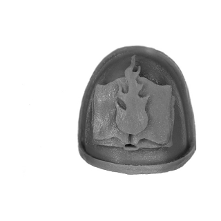 Forge World Bitz: Horus Heresy - Word Bearers - Legion Mk IV Shoulder Pad