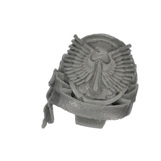 Forge World Bitz: Warhammer 40k - Blood Angels - Terminator Shoulder Pads - Schulterpanzer A