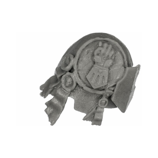 Forge World Bitz: Warhammer 40k - Imperial / Crimson Fists - Terminator Shoulder Pads - Schulterpanzer C
