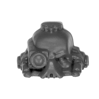 THH: Betrayal at Calth Set - Head T07 - Terminator, Sergeant