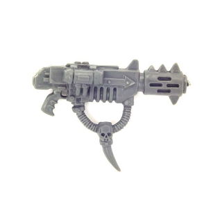 Warhammer 40K Bitz: Chaos Space Marines - Chaos Space Marines - Weapon R - Melta Gun