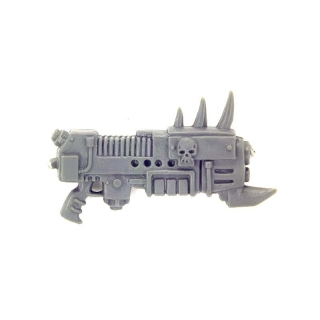Warhammer 40K Bitz: Chaos Space Marines - Chaos Space Marines - Weapon S - Plasma Gun