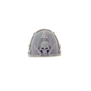 Warhammer 40K Bitz: Chaos Space Marines - Chaos Space Marines - Shoulder Pad B
