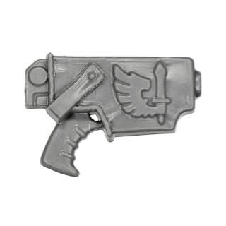 Warhammer 40K Bitz: Dark Angels - Ravenwing Command Squad - Weapon L - Right, Holster II