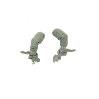 Warhammer 40K Bitz: Imperial Guard - Imperial Sentinel - Crew Pair of Arms