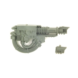 Warhammer 40K Bitz: Imperial Guard - Imperial Sentinel - Weapon B - Lascannon