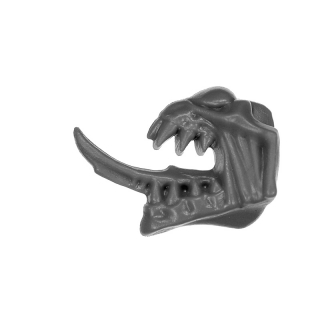 Warhammer 40K Bitz: Tyranids - Tyranid Warriors - Head / Face C