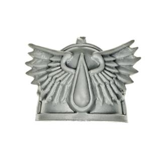 Warhammer 40k Bitz: Blood Angels - Sanguinary Guard - Shoulder Pad J