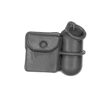 Warhammer 40k Bitz: Blood Angels - BA Tactical Squad - Accessory G - Belt Pouch+Grenade