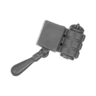 Warhammer 40k Bitz: Blood Angels - BA Tactical Squad - Accessory H - Belt Pouch+Grenade