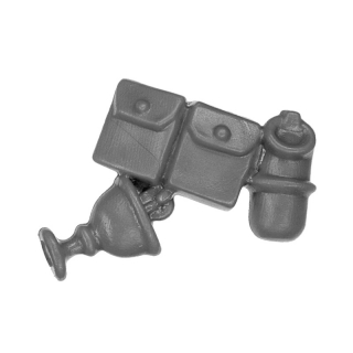 Warhammer 40k Bitz: Blood Angels - BA Tactical Squad - Accessory J - Belt Pouch+Grenade