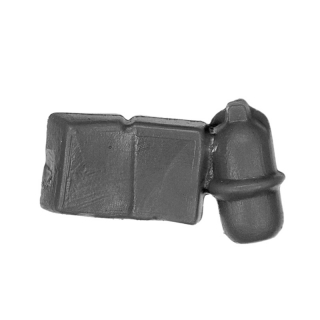 Warhammer 40k Bitz: Blood Angels - BA Tactical Squad - Accessory K - Belt Pouch+Grenade