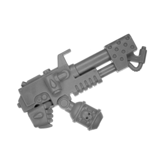 Warhammer 40k Bitz: Blood Angels - BA Tactical Squad - Flamethrower - Right