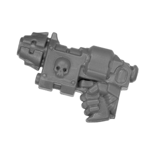 Warhammer 40k Bitz: Blood Angels - BA Tactical Squad - Grav Pistol - Right