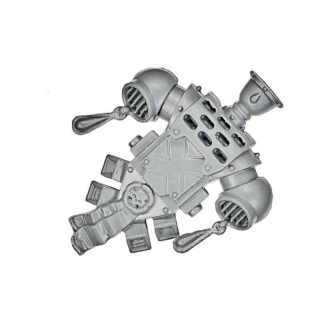 Warhammer 40k Bitz: Blood Angels - Death Company - Backpack A