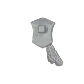 Warhammer 40k Bitz: Dark Angels - Veteranen - Accessory Y - Shoulder Shield I