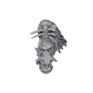 B Warhammer 40K Dark eldar wyches Head