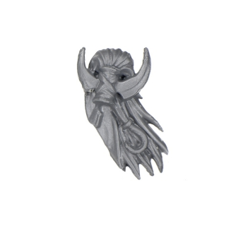 Warhammer 40k Bitz: Dark Eldar - Kabalite Warriors - Accessory B - Sybarite, Head Piece II