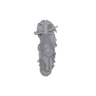 Warhammer 40k Bitz: Dark Eldar - Kabalite Warriors - Head C
