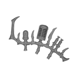 Warhammer 40k Bitz: Dark Eldar - Talos / Cronos - Accessory G - Right, Bone Rack