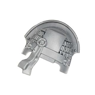 B Warhammer 40K Space Marines Grey Knights Terminator Shoulder Pad Accessories