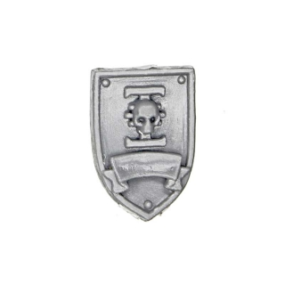 Warhammer 40k Bitz: Grey Knight - Terminators - Shoulder Shield F