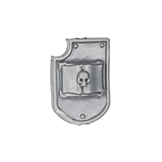 Warhammer 40k Bitz: Grey Knights - Grey Knight Terminators - Shoulder Shield I