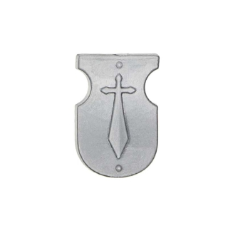 Warhammer 40k Bitz: Grey Knights - Grey Knight Terminators - Shoulder Shield K