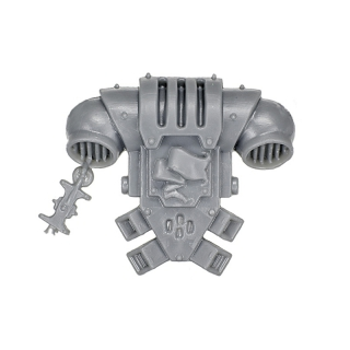 Warhammer 40k Bitz: Grey Knights - Grey Knight Squad - Backpack E