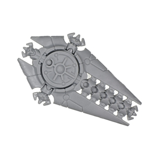 Warhammer 40k Bitz: Necrons - Lychguard, Praetorians - Weapon K - Dispersion Shield